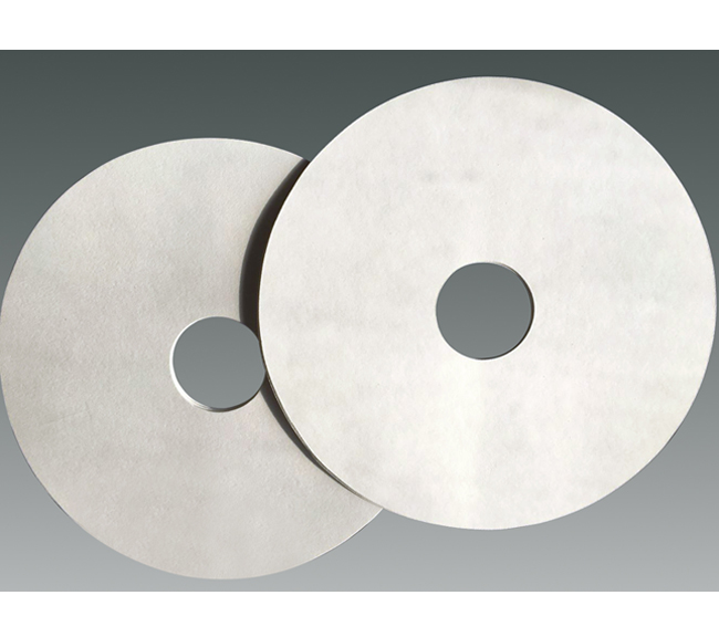 Plating filter paper